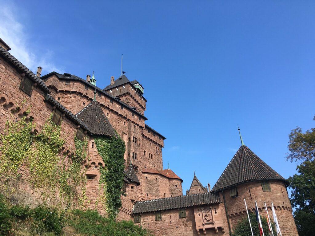 château haut-koenigsbourg